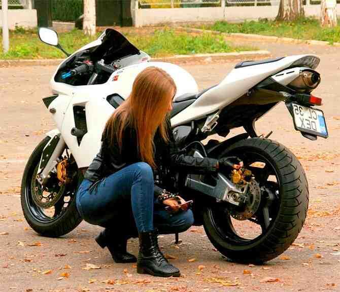 Comment démarrer une moto