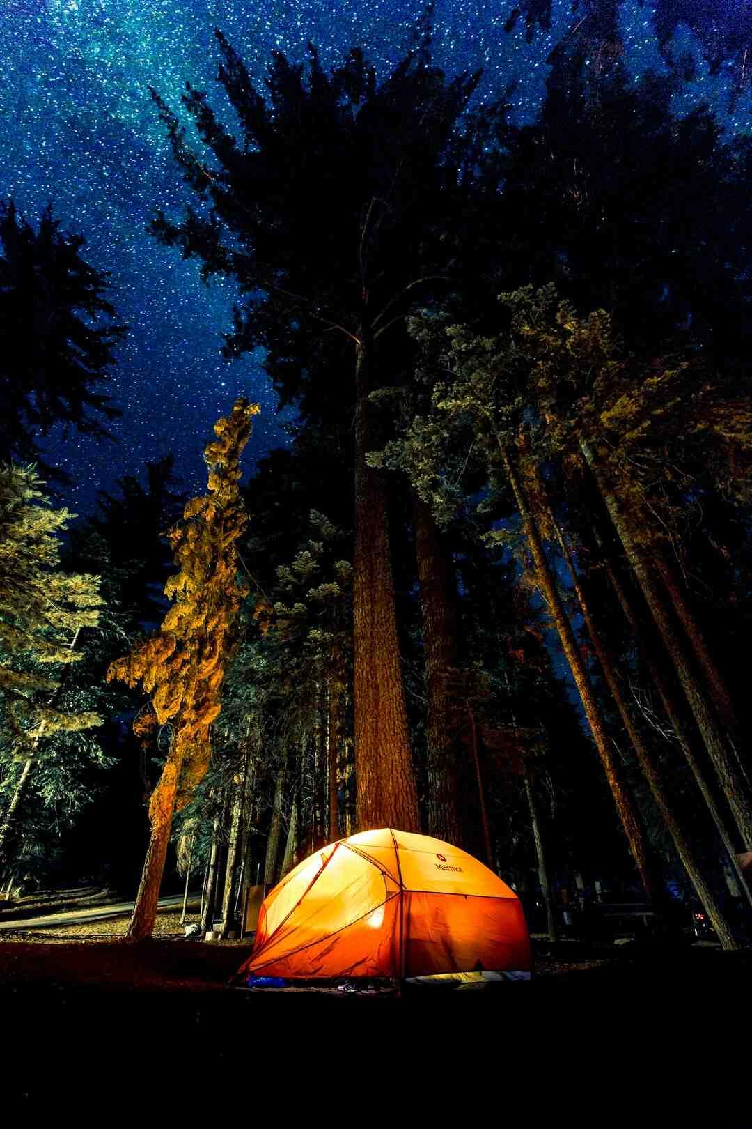 Comment vivre dans un camping car